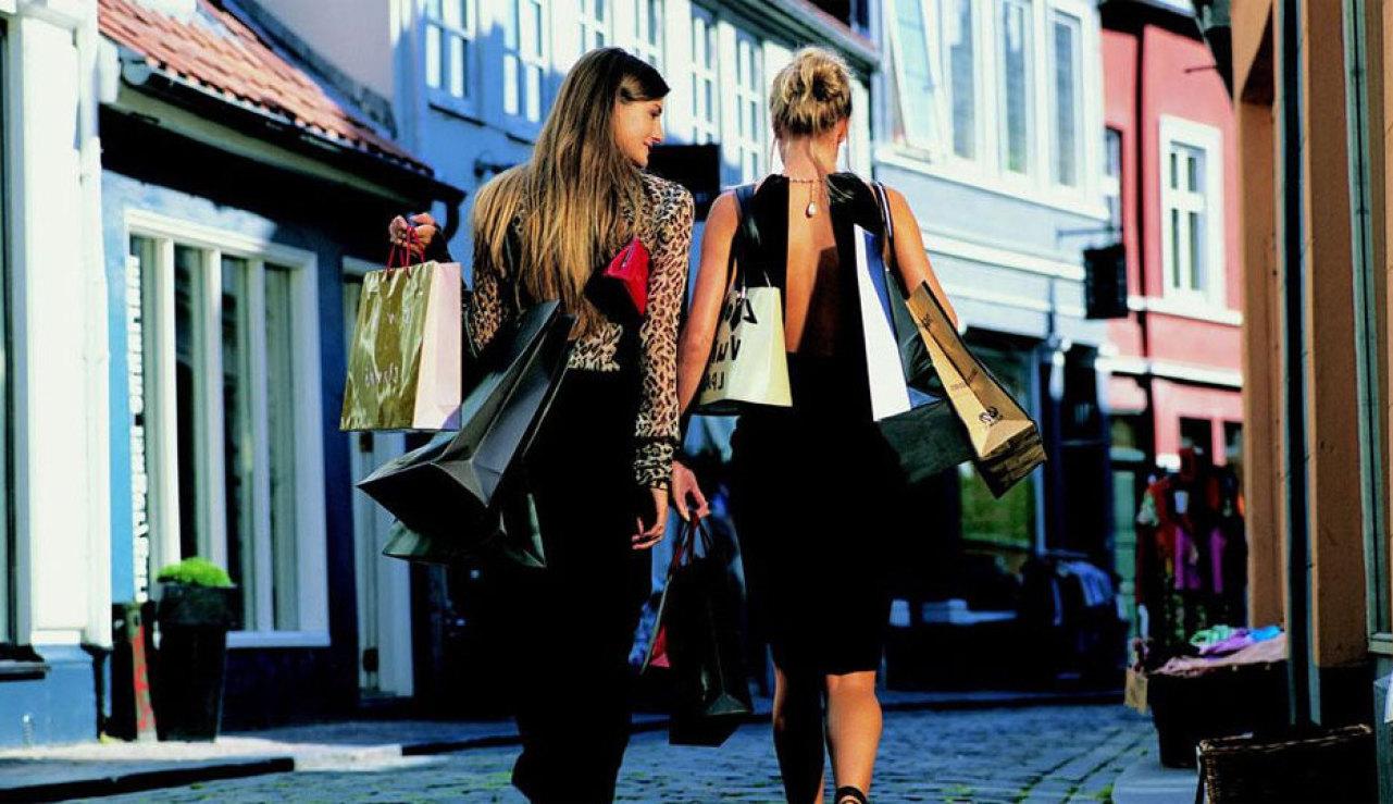personal shopper con alquiler de limusinas