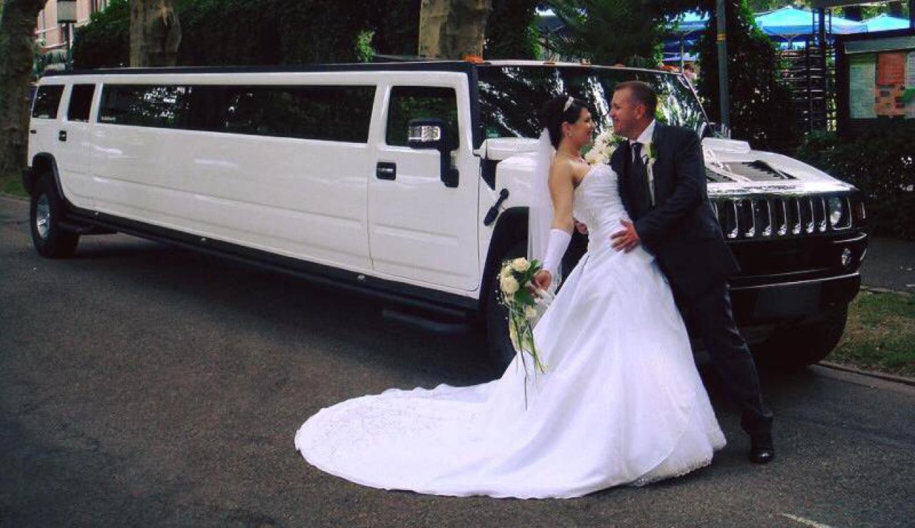 Limusinas Hummer para bodas madrid