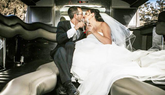 Limusina Hummer para boda Madrid
