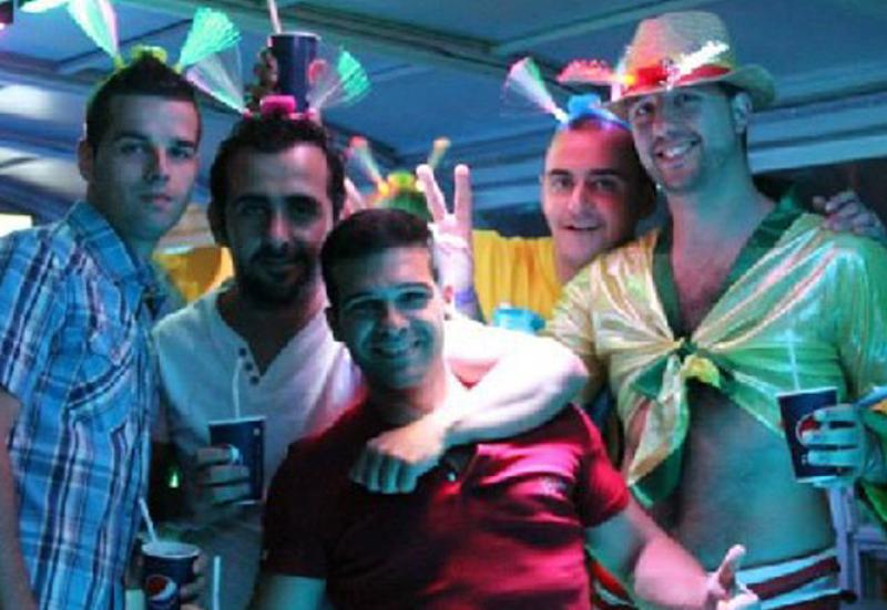 POOL PARTY MADRID BARATAS