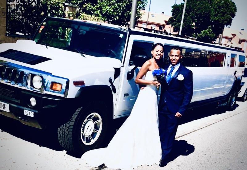 alquilar limusinas para bodas en getafe
