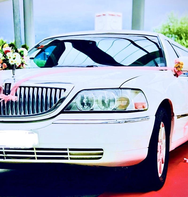 alquilar limusina boda leganes
