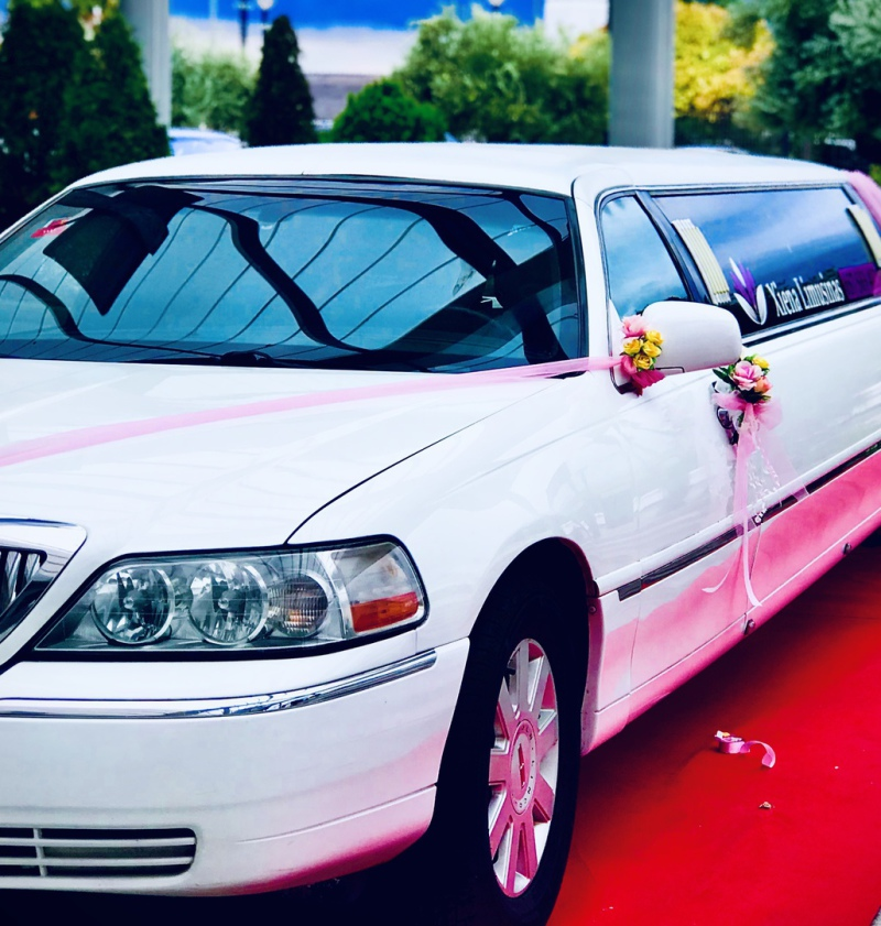 Limusina para bodas Arroyomolinos